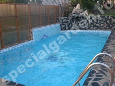 Special garden executie si intretinere piscine for Amenajari piscine